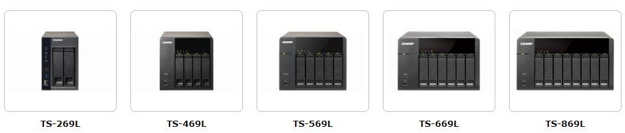 TS-269L TS-469L TS569L TS-669L TS-869L