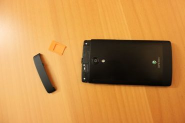 Test Xperia Ion SD SIM 370x247 - Test du Sony Xperia ION
