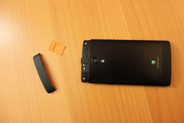 Test Xperia Ion SD SIM - Test du Sony Xperia ION