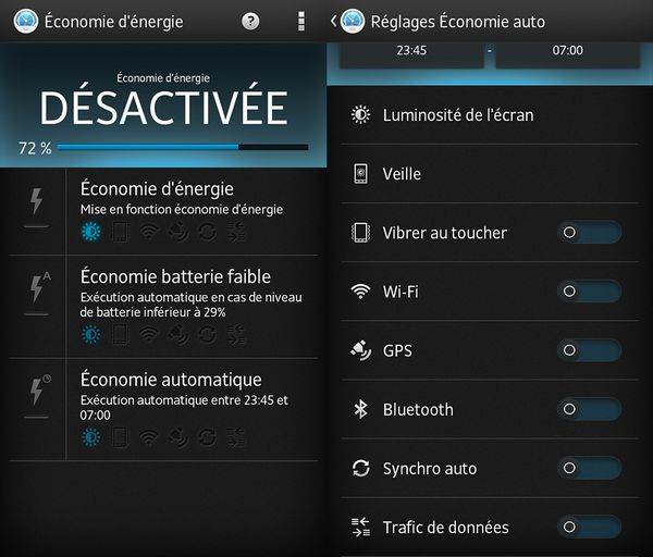 Test xperia economie energie - Test du Sony Xperia ION