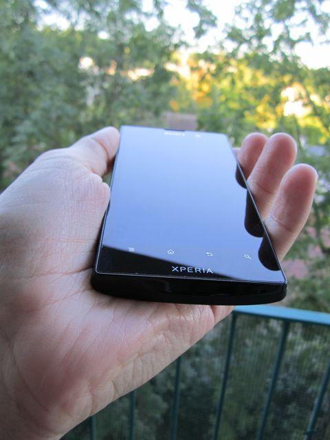 Xperia Crash Test 31 - Test du Sony Xperia ION