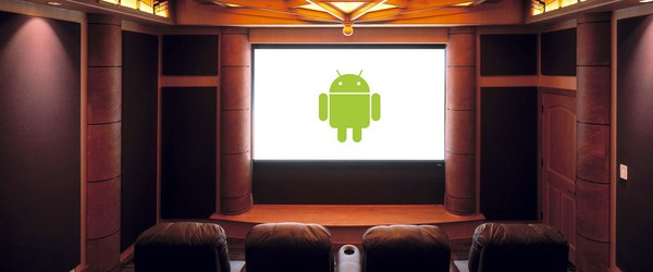 android homecinema