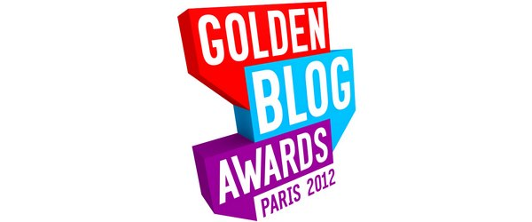 bandeau golden blog awards paris 2012 - Golden Blog Awards 2012 : C'est parti !