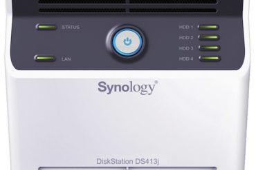ds413j 370x247 - Synology lance le DS413j