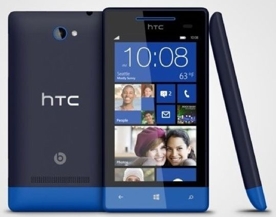 htc windows phone 8s - Les Windows Phone 8X et 8S d'HTC débarquent