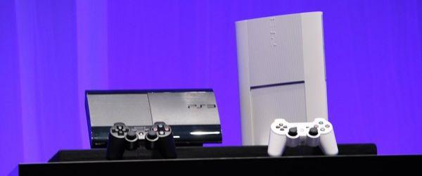 ps3 noir blanc - La nouvelle PS3 débarque...
