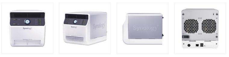 synology diskstation ds413j - Synology lance le DS413j