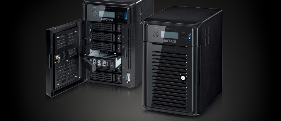 terastation 5600 - Buffalo - NAS 6 et 8 baies