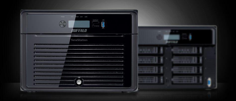 terastation 5800 - Buffalo - NAS 6 et 8 baies