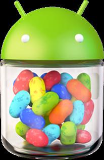 Jelly bean - Google annonce les Nexus 4, 7 et 10