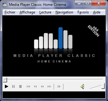 Media Player Classic Home Cinema - STOP aux codecs...