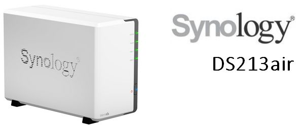 Synology DS213air - Synology annonce le DS213air