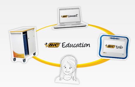 bic education solution - Les ardoises numériques arrivent en classe