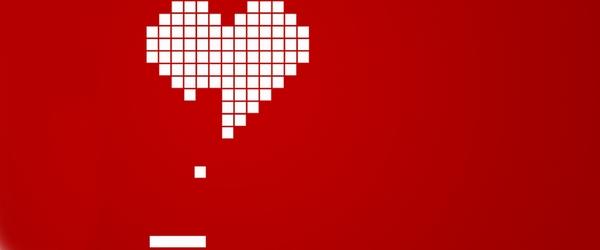 coeur tetris amour - Interview Sébastien Moricard de GeekMeMore + concours