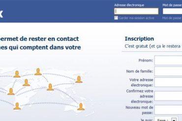facebook page accueil 370x247 - Facebook - Le milliard, le milliard...