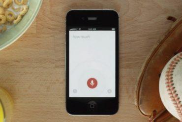 google seach ios 370x247 - Google Search sur iOS, mieux que Siri ?