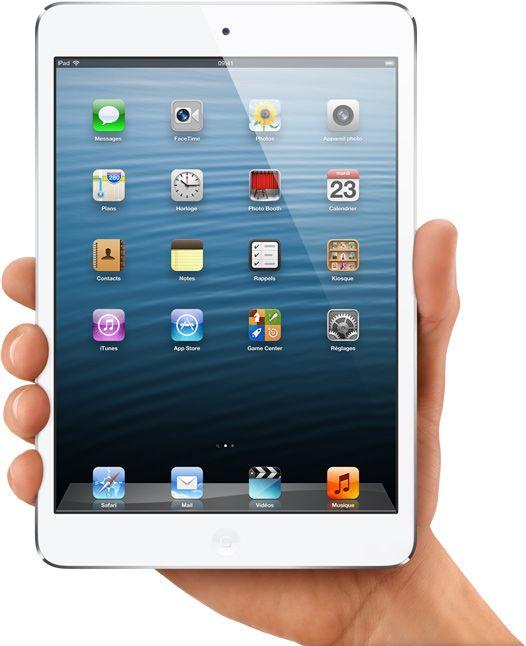 ipad mini - iPad mini et iPad 4 - Où sont les révolutions ?