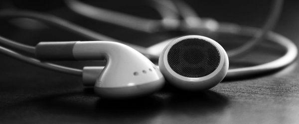 ipod ecouteur - Un iPod dans votre navigateur