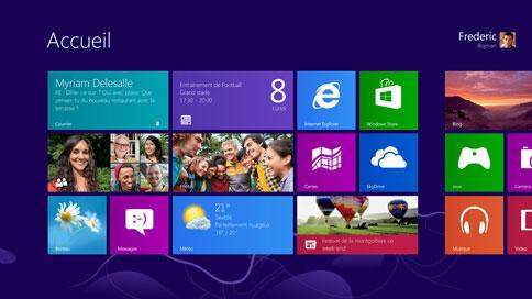 metro windows 8 - Windows 8 est arrivé...