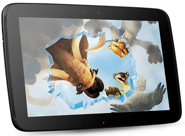 nexus10 - Google annonce les Nexus 4, 7 et 10