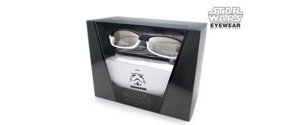 paire lunettes montures star wars - Des lunettes Star Wars