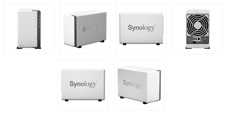 photos Synology DS213 air - Synology annonce le DS213air