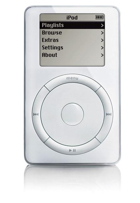premiere generation ipod - Un iPod dans votre navigateur