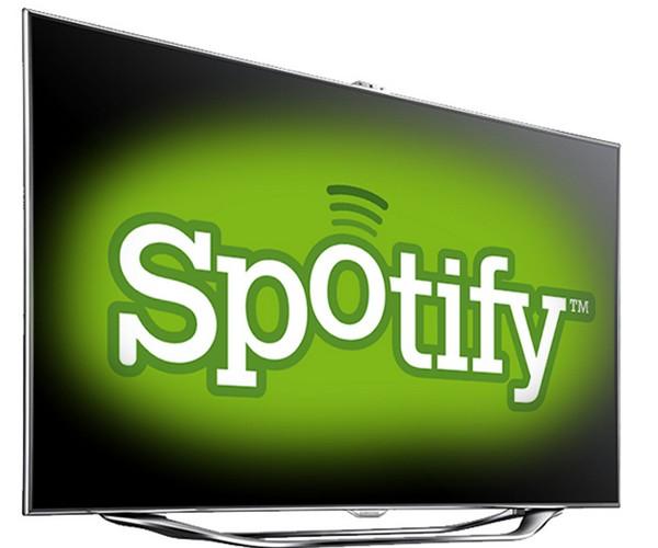 samsung spotify - Spotify arrive sur nos écrans...