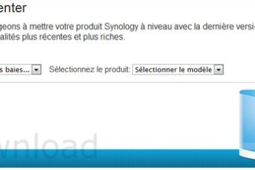 synology donwload center 370x247 - Synology DSM passe en version 4.1-2647