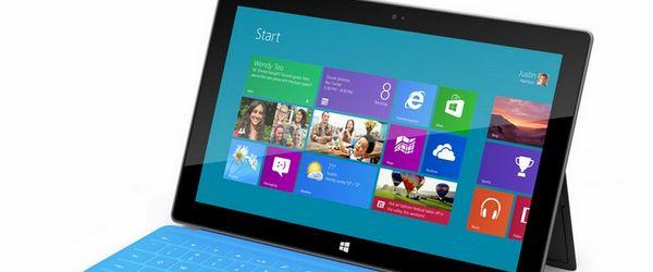 tablette surface windows rt