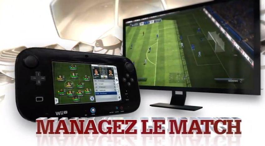 Fifa 13 Wii U - FIFA 13 sur Wii U !