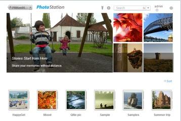 Photo Station - QNAP passe en version 3.8