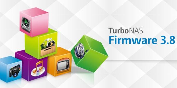 TurboNAS 3.8 - QNAP passe en version 3.8
