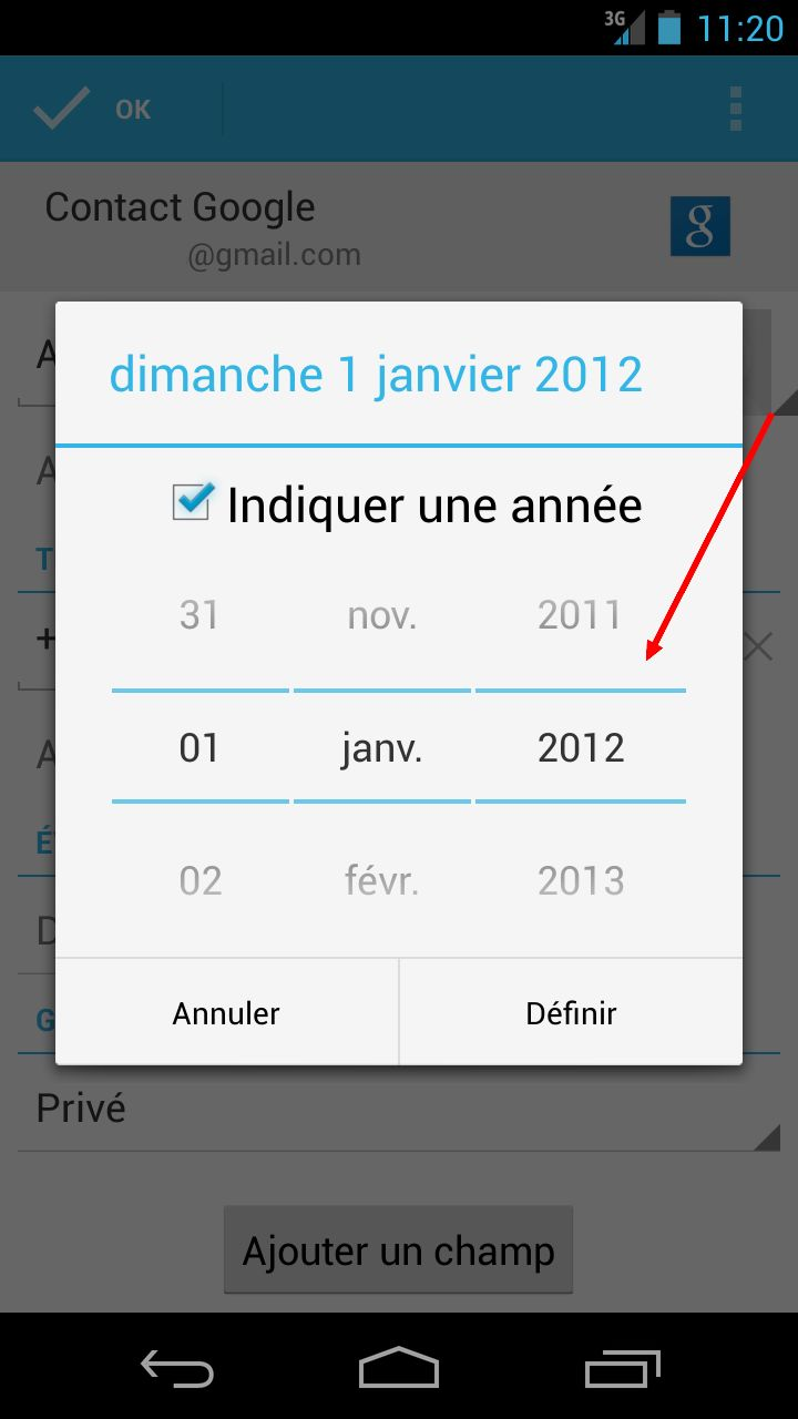 decembre android - Android 4.2 tout buggé...