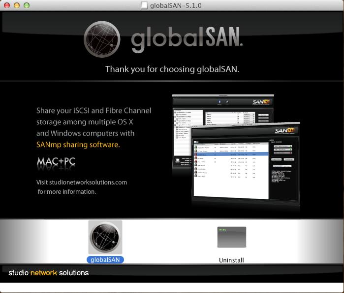 Initiateur iSCSI MacOSX 1 - [MAJ] - Installer 2 serveurs de données (SAN) répliqués avec OpenMediaVault et DRBD
