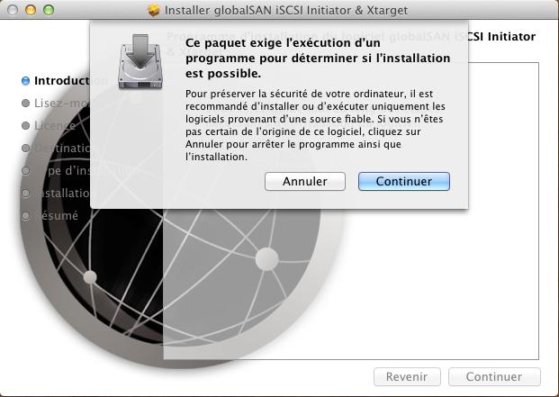 Initiateur iSCSI MacOSX 3 - [MAJ] - Installer 2 serveurs de données (SAN) répliqués avec OpenMediaVault et DRBD