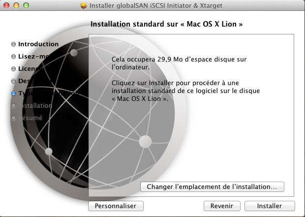 Initiateur iSCSI MacOSX 5 - [MAJ] - Installer 2 serveurs de données (SAN) répliqués avec OpenMediaVault et DRBD