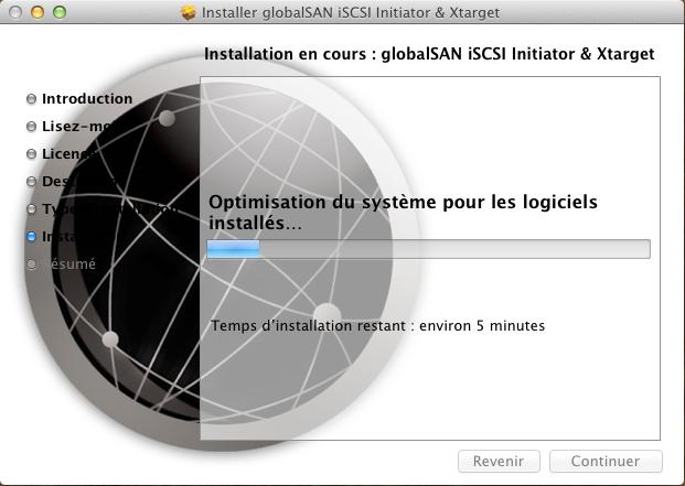 Initiateur iSCSI MacOSX 6 - [MAJ] - Installer 2 serveurs de données (SAN) répliqués avec OpenMediaVault et DRBD