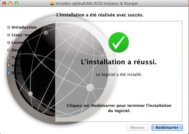 Initiateur iSCSI MacOSX 7 - [MAJ] - Installer 2 serveurs de données (SAN) répliqués avec OpenMediaVault et DRBD