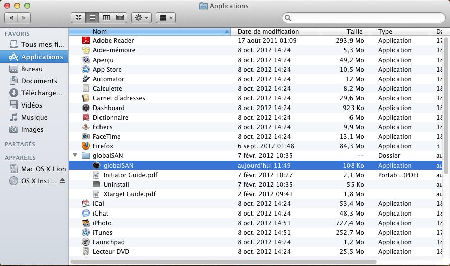 Initiateur iSCSI MacOSX Param 1 - [MAJ] - Installer 2 serveurs de données (SAN) répliqués avec OpenMediaVault et DRBD