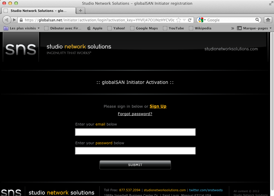 Initiateur iSCSI MacOSX Param 13 - [MAJ] - Installer 2 serveurs de données (SAN) répliqués avec OpenMediaVault et DRBD