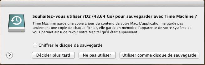 Initiateur iSCSI MacOSX Param 23 - [MAJ] - Installer 2 serveurs de données (SAN) répliqués avec OpenMediaVault et DRBD