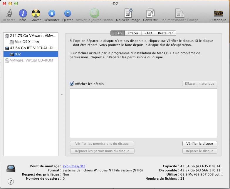 Initiateur iSCSI MacOSX Param 24 - [MAJ] - Installer 2 serveurs de données (SAN) répliqués avec OpenMediaVault et DRBD