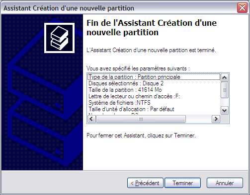 Initiateur iSCSI XP16 - [MAJ] - Installer 2 serveurs de données (SAN) répliqués avec OpenMediaVault et DRBD