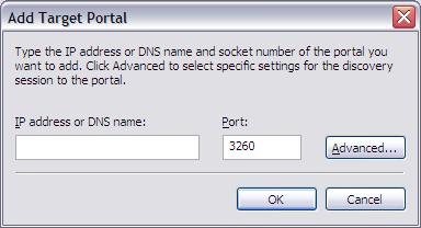 Initiateur iSCSI XP3 - [MAJ] - Installer 2 serveurs de données (SAN) répliqués avec OpenMediaVault et DRBD