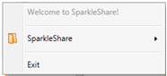 M1 - Installer SparkleShare, un Dropbox-like Open Source
