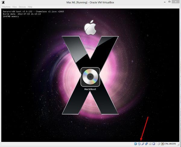 ML CD DVD - Comment installer OS X sur votre PC avec VirtualBox ?