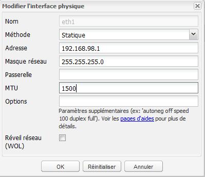 Network 2 - [MAJ] - Installer 2 serveurs de données (SAN) répliqués avec OpenMediaVault et DRBD