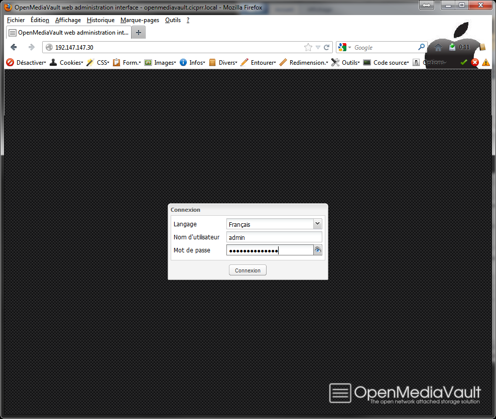 OpenMediaVault13 - [MAJ] - Installer 2 serveurs de données (SAN) répliqués avec OpenMediaVault et DRBD
