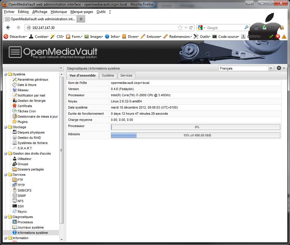 OpenMediaVault14 - [MAJ] - Installer 2 serveurs de données (SAN) répliqués avec OpenMediaVault et DRBD